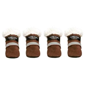Сапожки Морозко коричневые