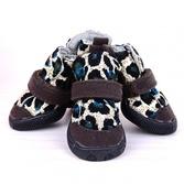 Ботинки Лео синие
