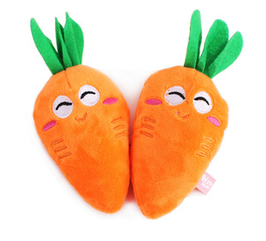 """Игрушка """"Морковка"""" оранжевая"""