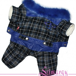 Зимний комбинезон Hips LL синий