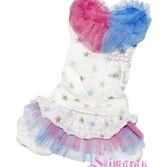 Комбинезон Star-dress белый
