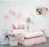Кроватка Розовое чудо