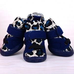 Ботинки New Лео синие