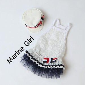 Платье Marine Girl