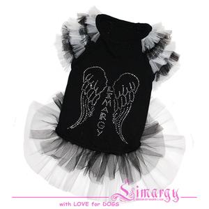 Платье Diam Angel черное