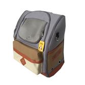Рюкзак 'Box' сер/беж