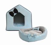 Домик для собак Bling-Bling голубой