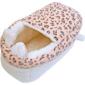 Теплая кроватка Зайка