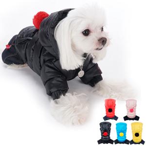 Комбинезон-куртка Помпон