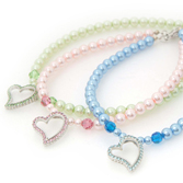 Ожерелье Сердце