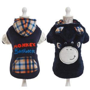 Куртка-толстовка Monkey